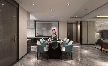 120平米三室三厅中式风格餐厅装修图片大全
