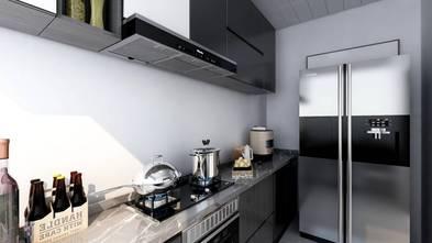 经济型140平米三室两厅现代简约风格厨房装修效果图