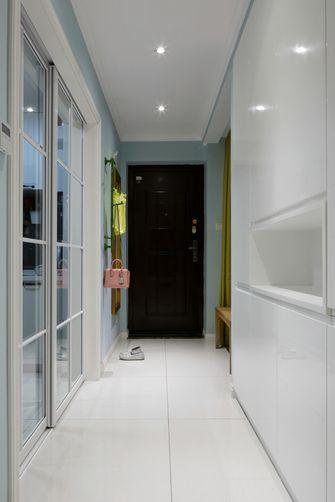 130平米三室一厅田园风格走廊装修案例