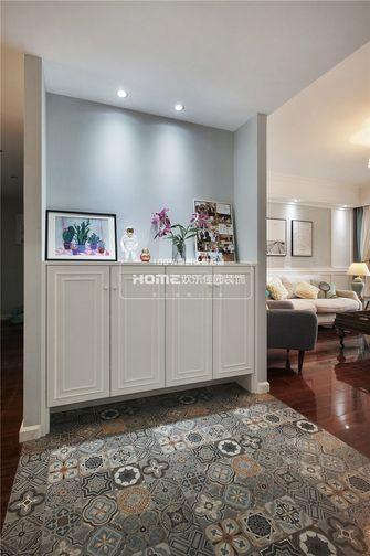 130平米四室两厅美式风格玄关装修效果图