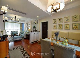 富裕型90平米美式风格走廊图片