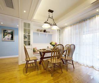 豪华型140平米四室四厅日式风格餐厅装修图片大全