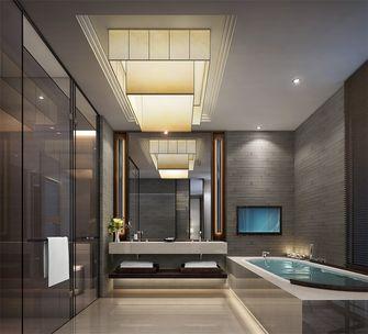 120平米三室一厅欧式风格健身室图片