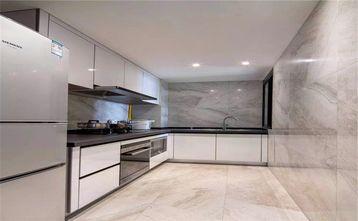 80平米英伦风格厨房欣赏图