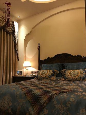 140平米别墅地中海风格卧室图片大全