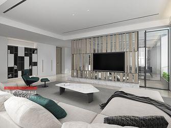 豪华型140平米四室四厅现代简约风格客厅图