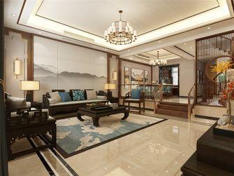 140平米别墅中式风格阁楼设计图