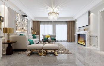 140平米公寓北欧风格客厅沙发设计图