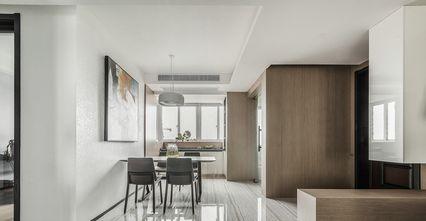 5-10万70平米现代简约风格餐厅图