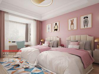 140平米别墅欧式风格儿童房图片大全