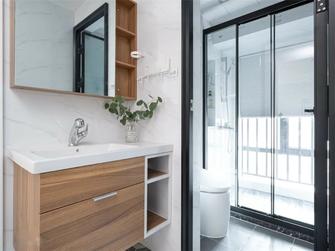 70平米三室两厅其他风格卫生间设计图