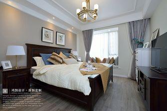 15-20万120平米三室两厅美式风格卧室图片