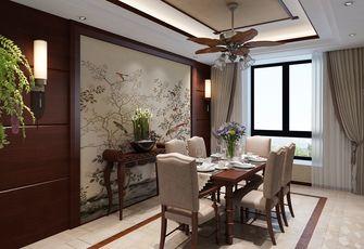 140平米复式东南亚风格餐厅图片大全
