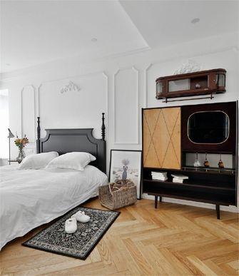 90平米三法式风格卧室效果图