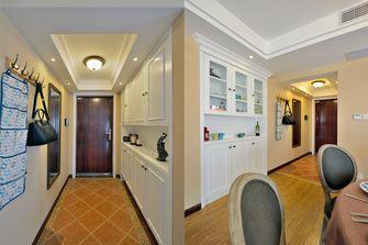5-10万140平米四室三厅混搭风格玄关效果图
