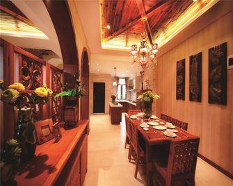 140平米四东南亚风格餐厅装修案例