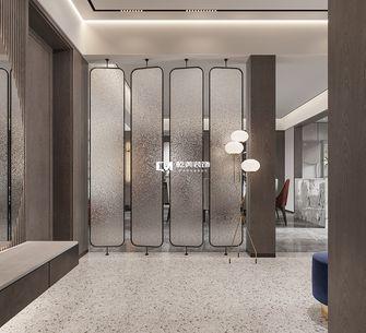 140平米四室三厅现代简约风格玄关设计图