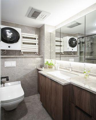 100平米一室一厅现代简约风格卫生间图片