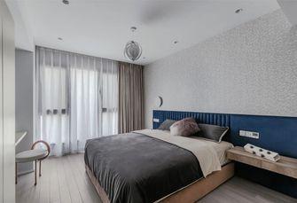 10-15万130平米三室三厅现代简约风格卧室装修图片大全