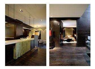 15-20万140平米别墅中式风格走廊装修效果图