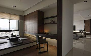 120平米三室两厅其他风格书房效果图