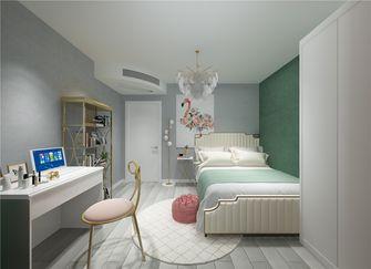 130平米三现代简约风格儿童房装修案例