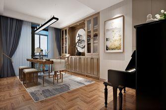 140平米四室四厅其他风格书房装修案例