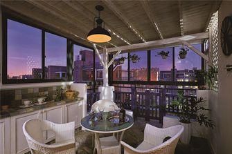 5-10万140平米四室两厅地中海风格阳光房图片大全