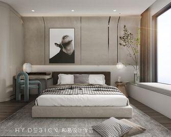 110平米三室一厅其他风格卧室图片大全