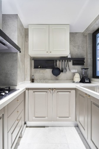 80平米三室两厅其他风格厨房装修效果图