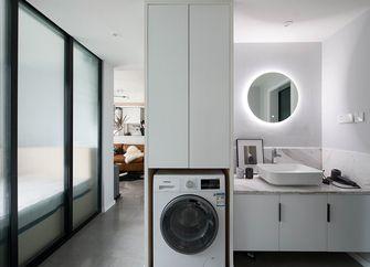 60平米一室一厅欧式风格卫生间图