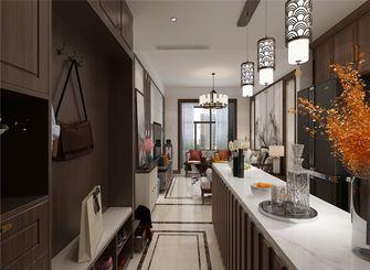 110平米三室两厅新古典风格厨房欣赏图