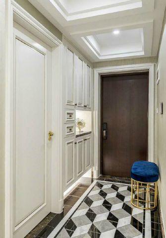 120平米三室一厅美式风格走廊欣赏图