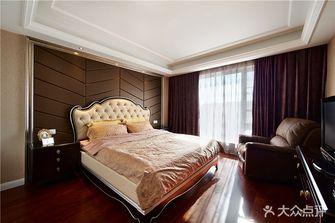 130平米四室两厅新古典风格卧室装修案例