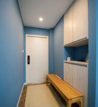 100平米三室两厅宜家风格玄关图