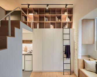 110平米复式日式风格储藏室图片大全
