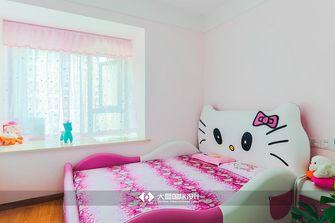 5-10万90平米现代简约风格儿童房效果图