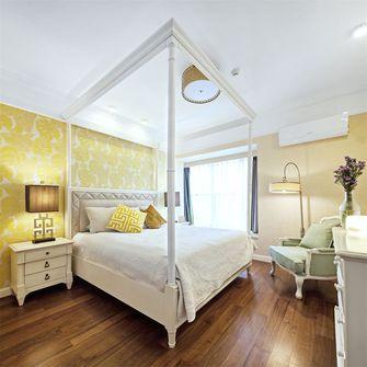90平米三地中海风格卧室装修效果图