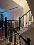 null风格楼梯间设计图