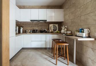130平米三室两厅中式风格厨房欣赏图