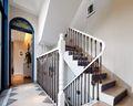 20万以上140平米别墅地中海风格楼梯图片大全