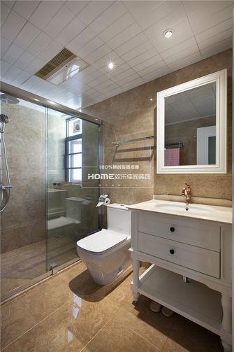 140平米四室两厅美式风格卫生间装修图片大全