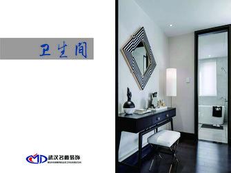 富裕型100平米三室两厅其他风格卫生间图