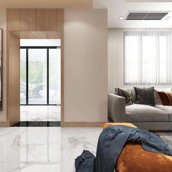 140平米四室一厅现代简约风格阳台装修图片大全