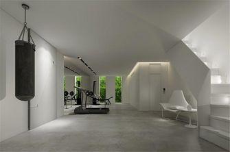 140平米别墅田园风格健身室图片大全
