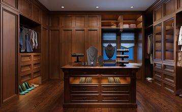 豪华型140平米复式现代简约风格书房图片