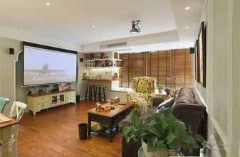经济型80平米三室一厅地中海风格衣帽间装修效果图