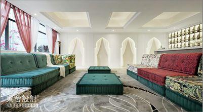 140平米复式东南亚风格影音室图片大全