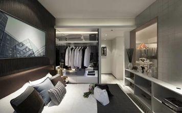 80平米公寓现代简约风格卧室图片