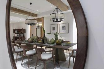 140平米别墅东南亚风格餐厅图片大全